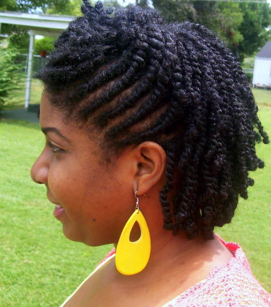 Coils Hairstyles