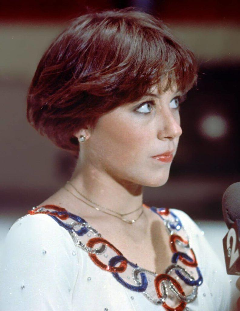 Dorothy Hamill Haircuts