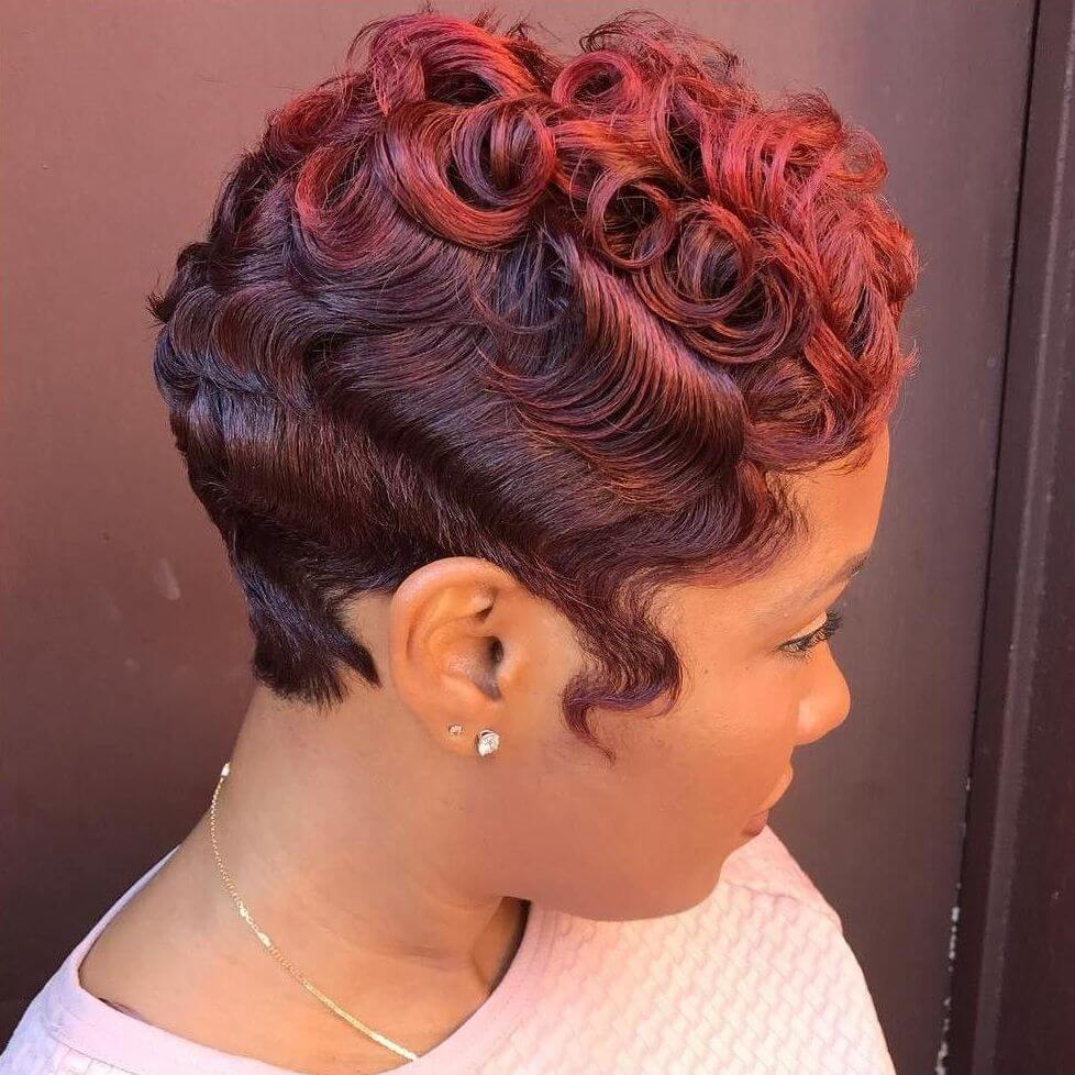 Finger Wave Hairstyles