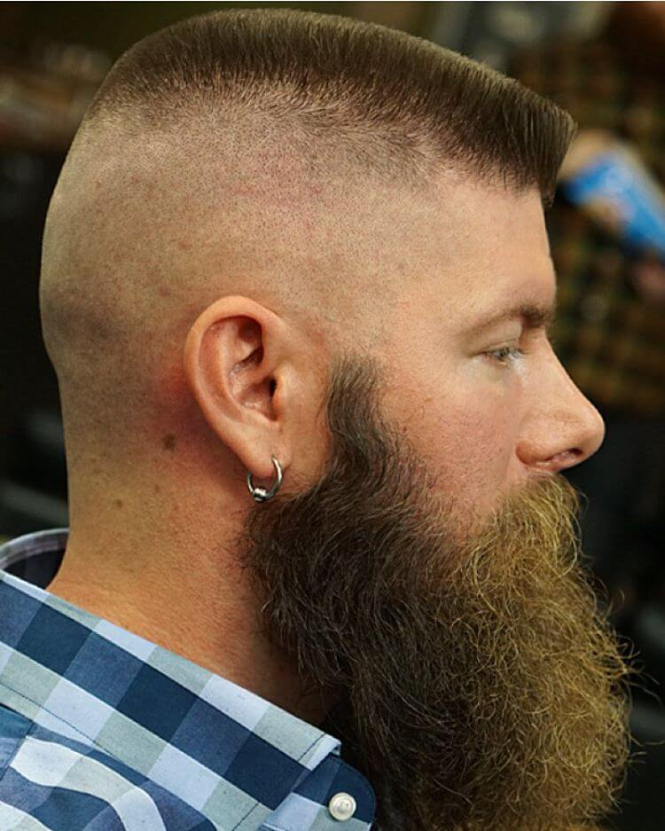 Flat Top Haircuts - 30 Stylish Hairstyles for Men | Hairdo ...