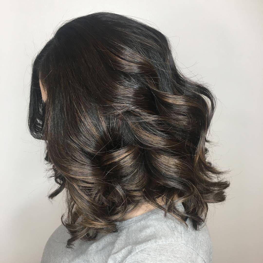 Long Layered Bob Haircuts