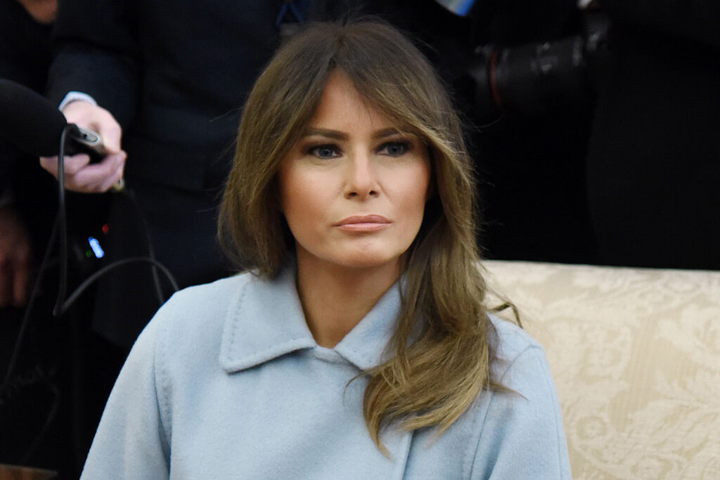 Melania Trump Hairstyles