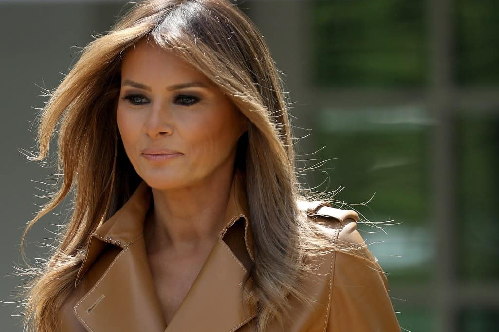 Trending Melania Trump New Hairstyles To Copy In 2019
