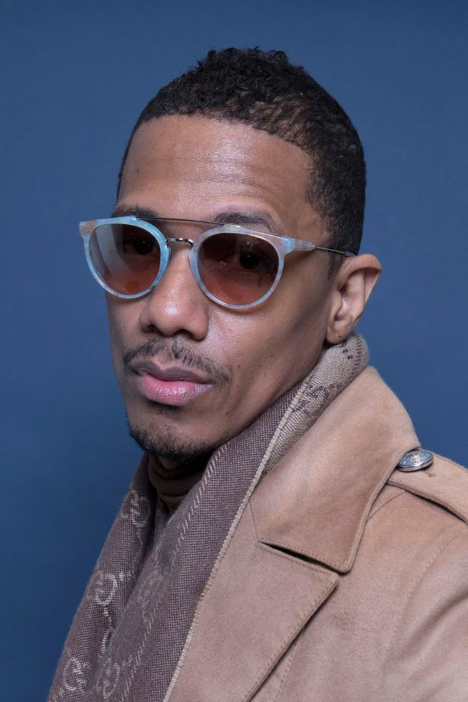Nick Cannon Hairstyles