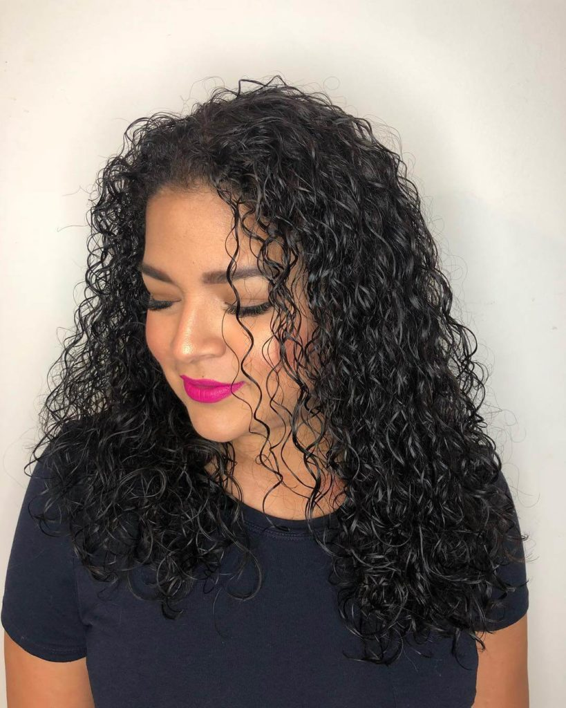 Professional Curly Hairstyles