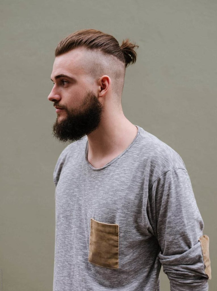 15 Samurai Hairstyles For Men To Look Cool And Decent