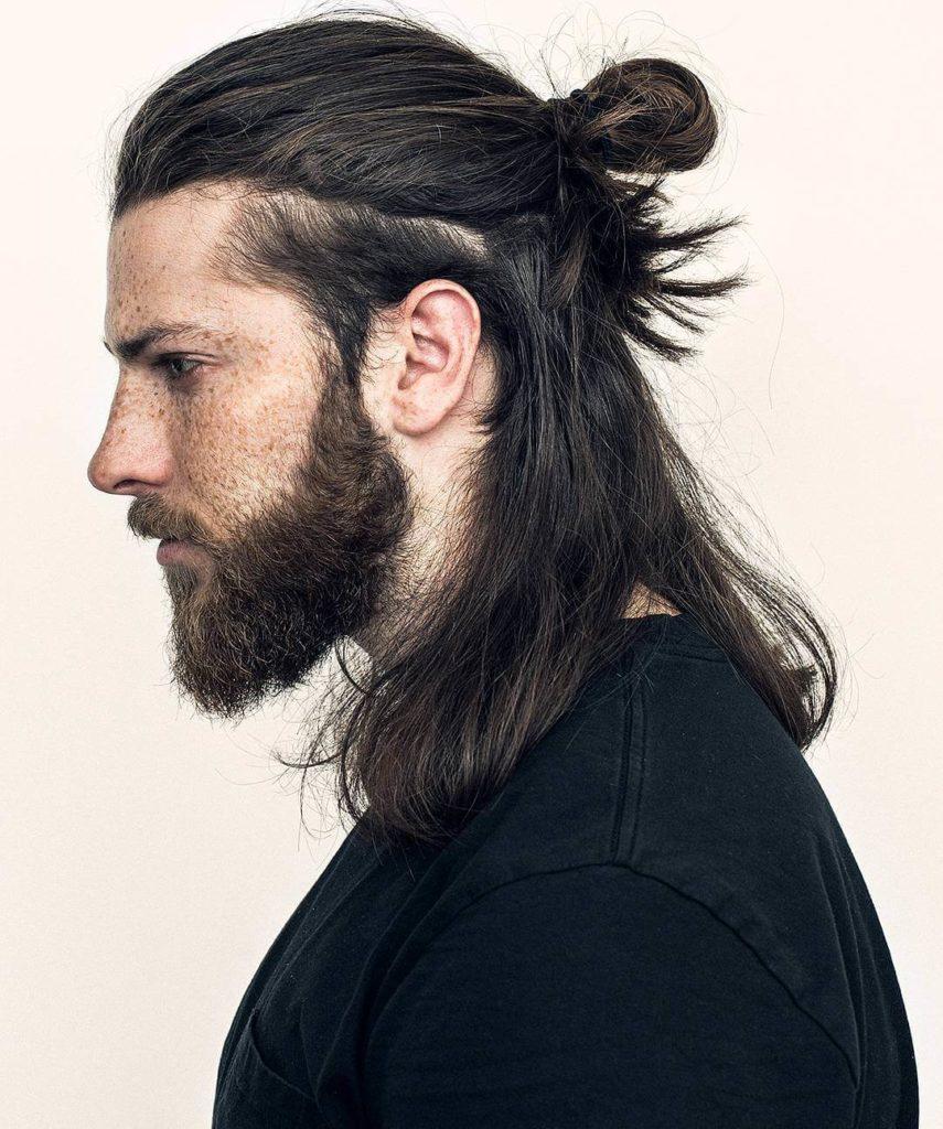 Samurai Hairstyles