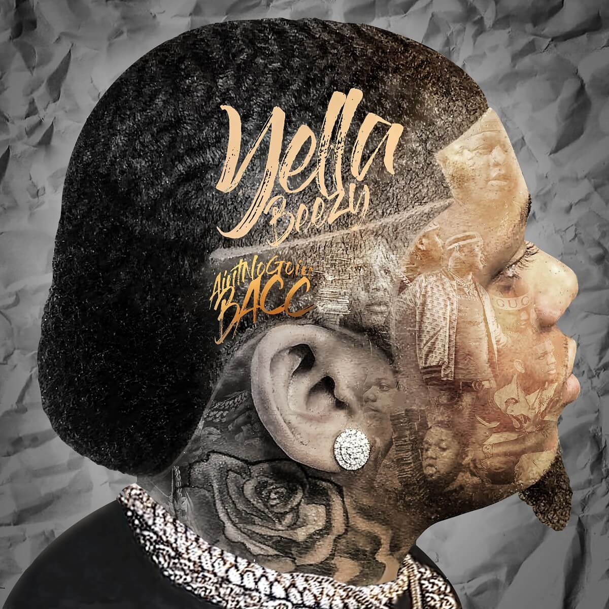 Yella Beezy Hairstyles