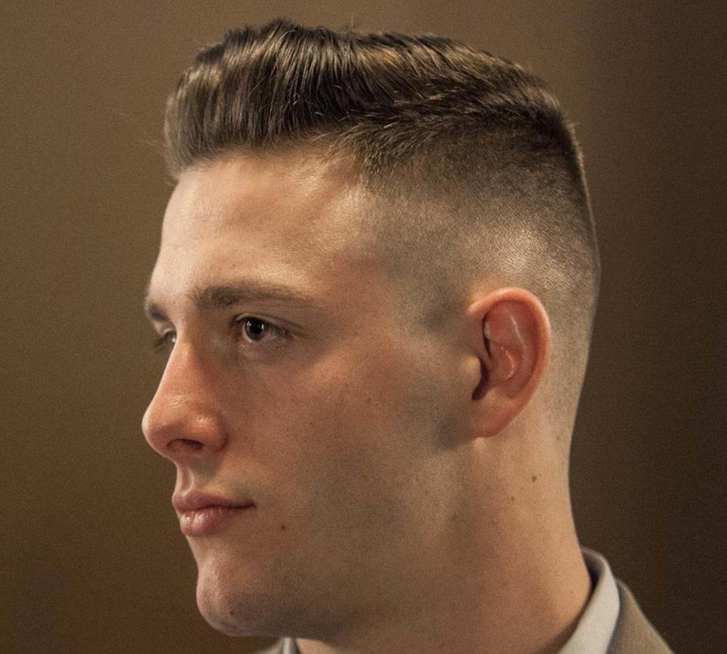 Army Haircuts