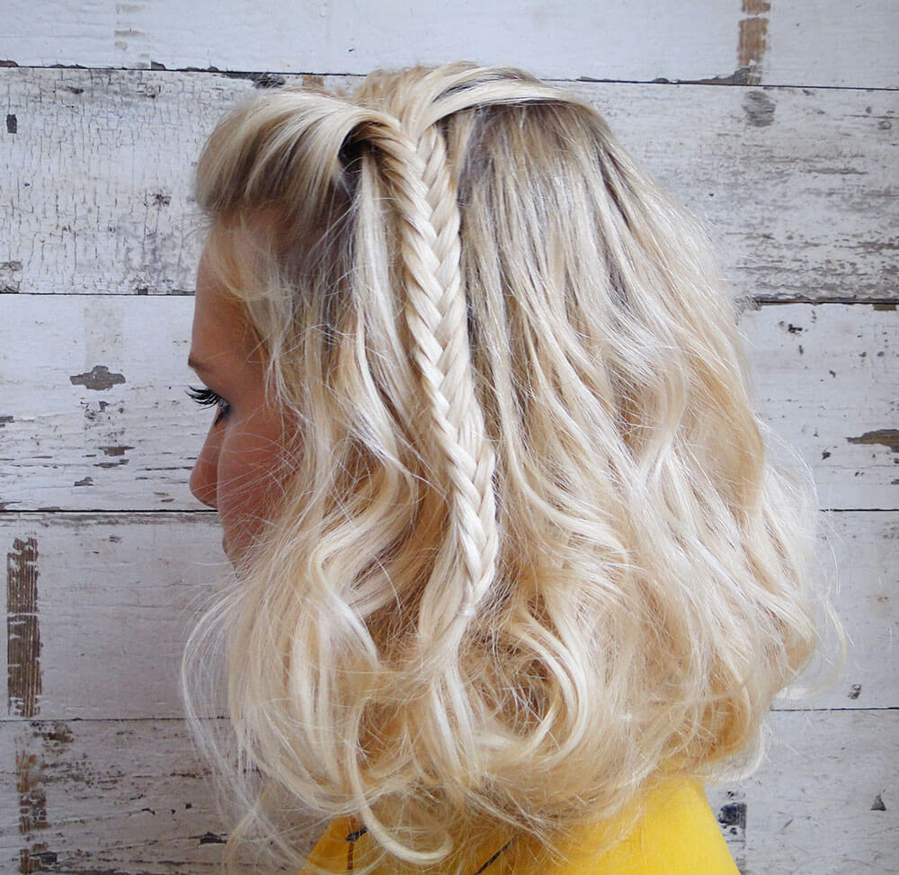 Beach Wave Hairstyles