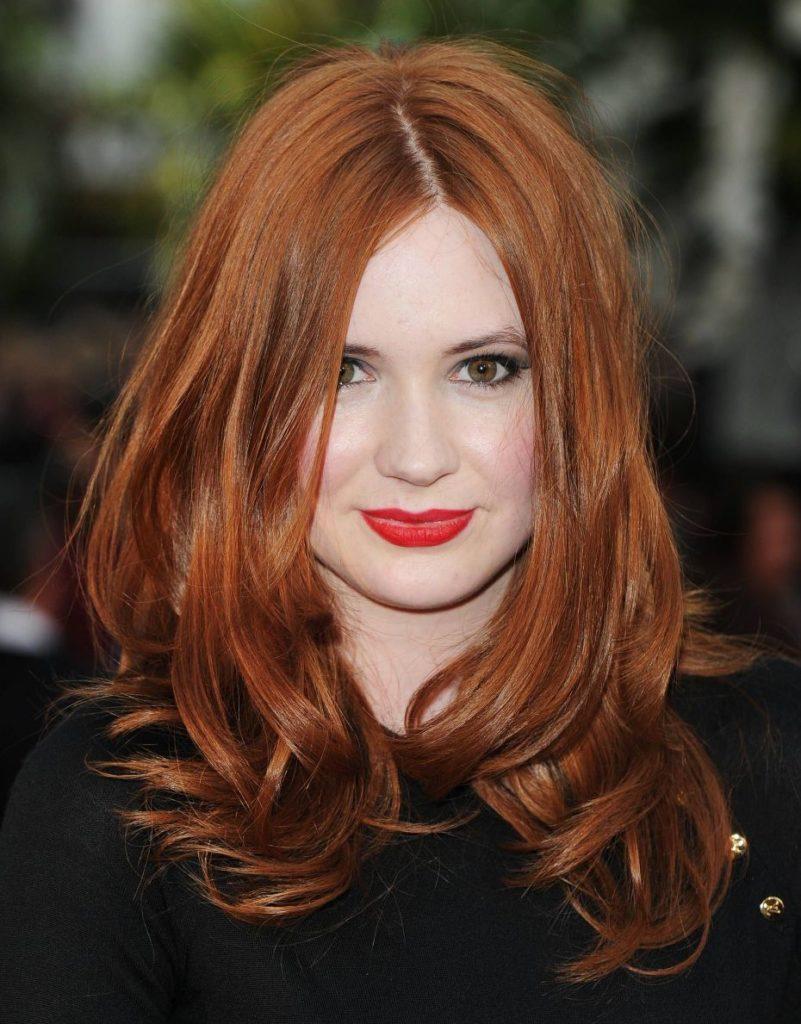 Hair Colors for Brown Eyes