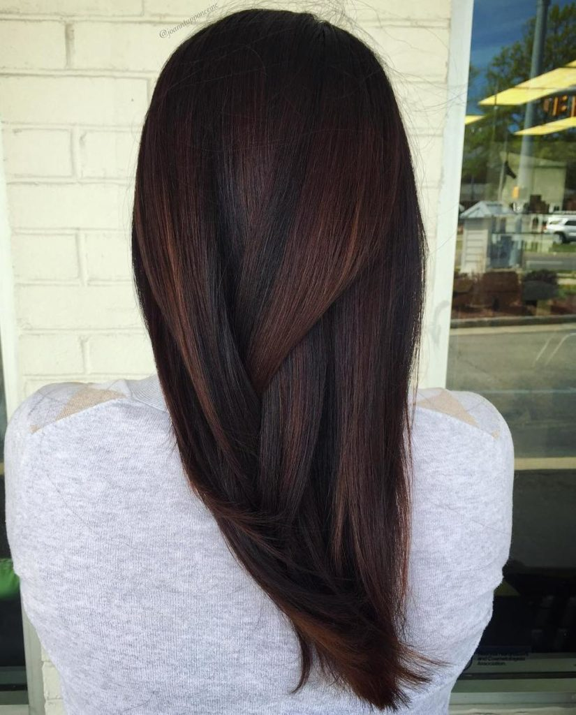 Dark Hair Colors