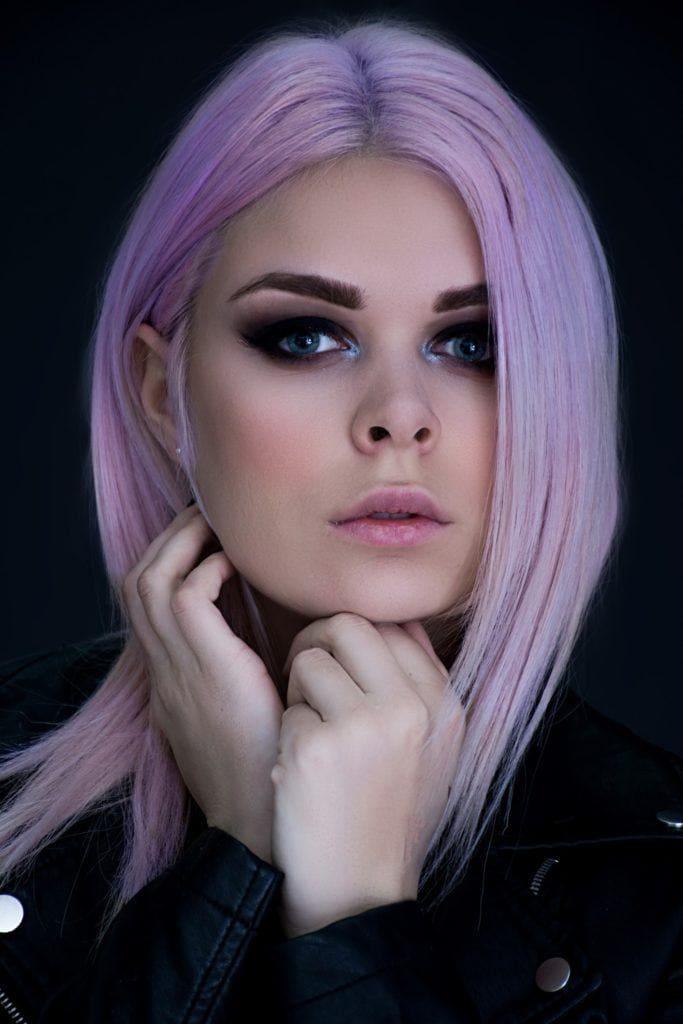 Pastel Hair Color