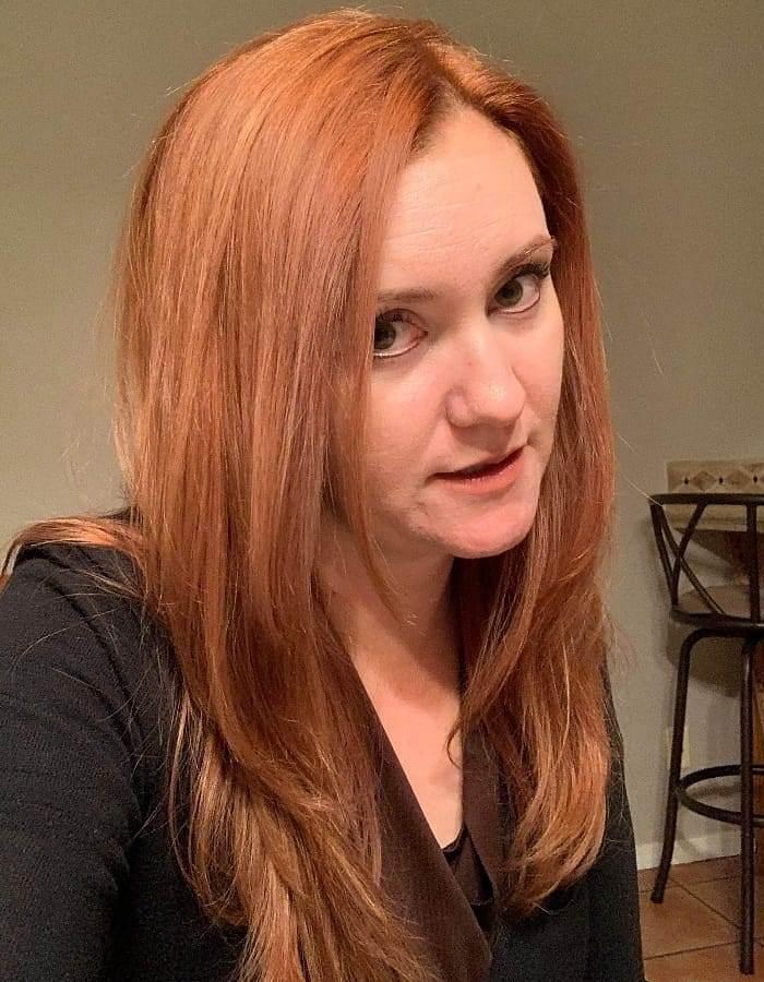 Copper Hair Color