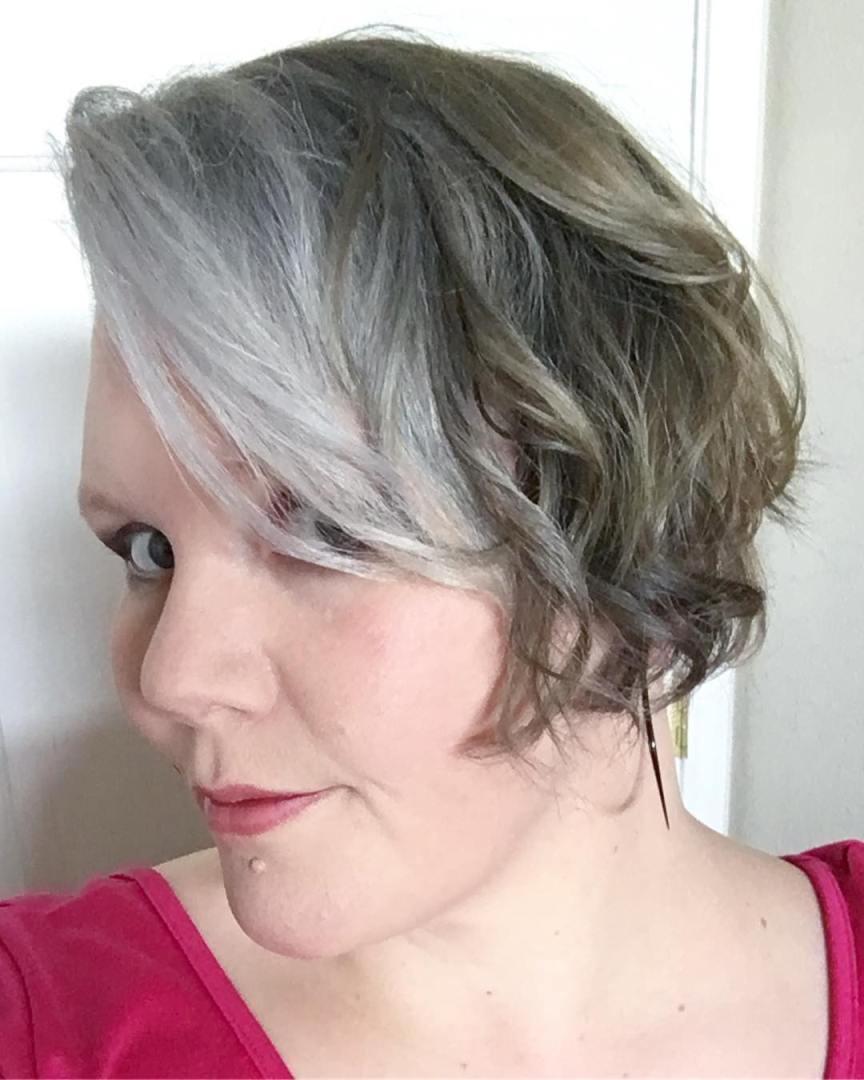 Grey Hair Colors
