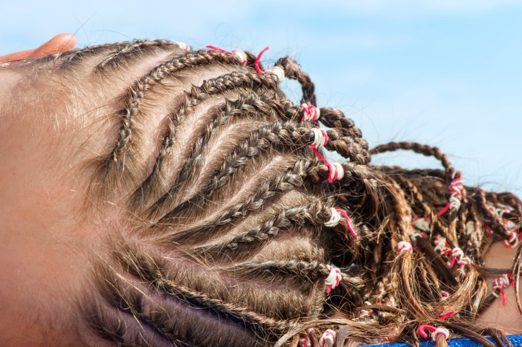 How To Clean Cornrows