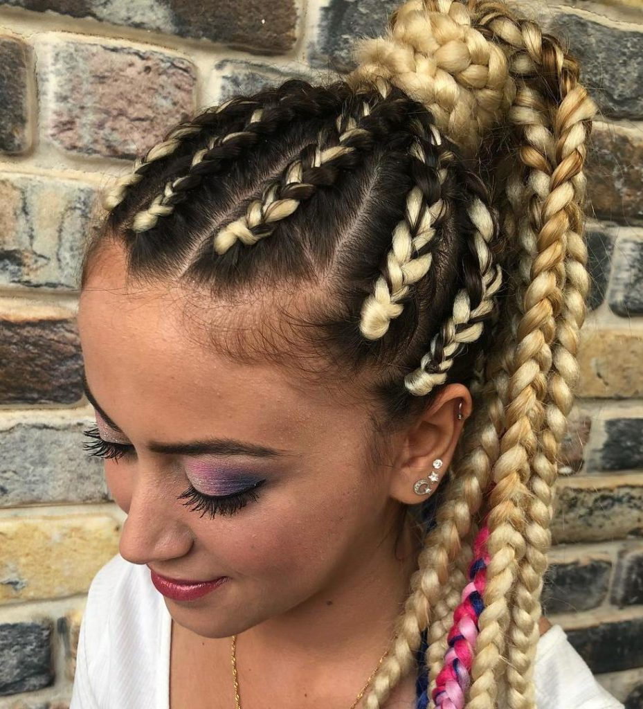 Miraculous Cornrow Braids Learn How To Do Clean And Care Cornrows Hairdo Schematic Wiring Diagrams Phreekkolirunnerswayorg
