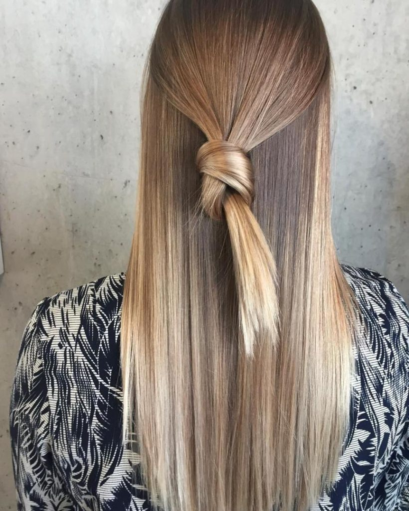 Long Hairstyles for Straight Hair