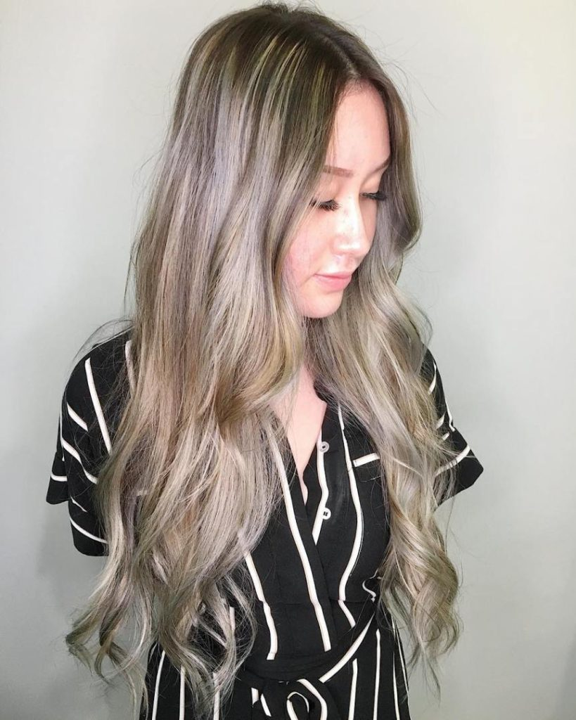 Long Hairstyles for Thick Hair