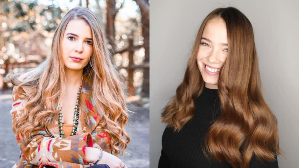 25 Beautiful Long Hairstyles for Thick Hair