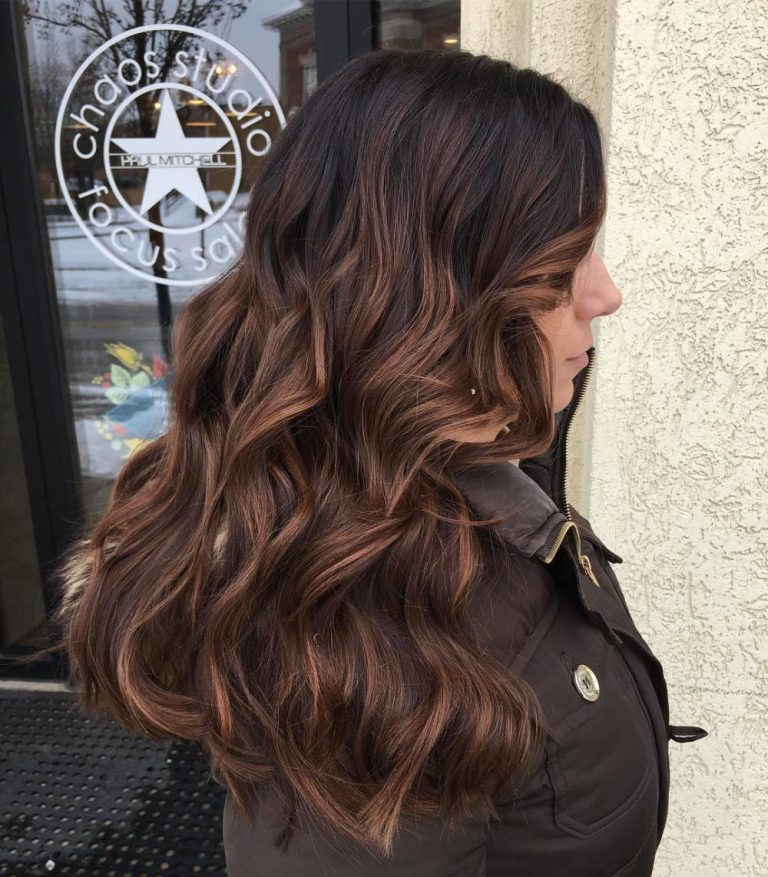 Wavy Long Hairstyles