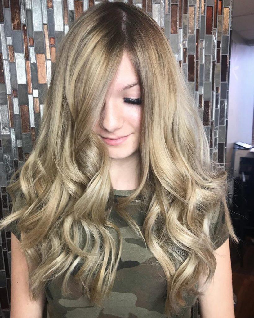 Wavy Long Hairstyles