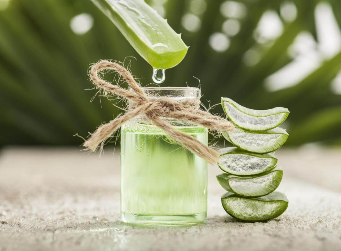 Natural Hair Treatment
