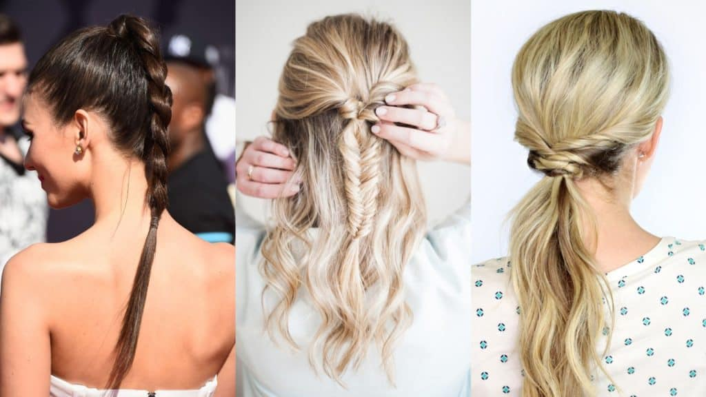 4 Types of Braided Ponytails – Learn How to do These Hairstyles