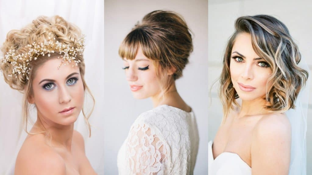 Wedding Hairstyles for Every Hair Length