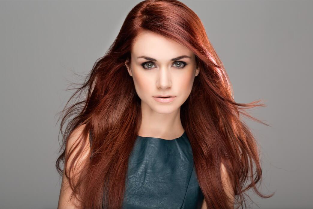 Winter Hair Colors