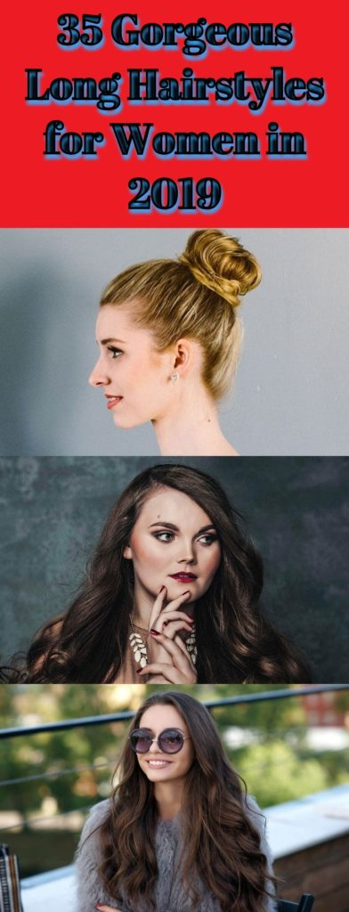 Best Long Hairstyles for 2019