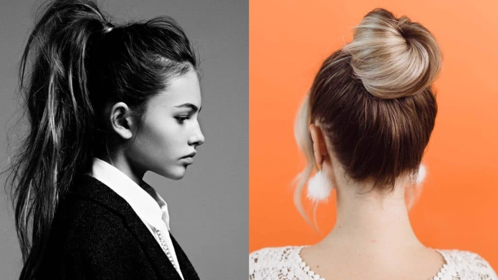 4 Quick Hairstyles for Long Hair