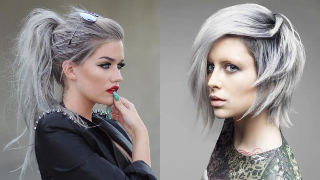21 Silver Hair Color Ideas You Can Try for Your Hair
