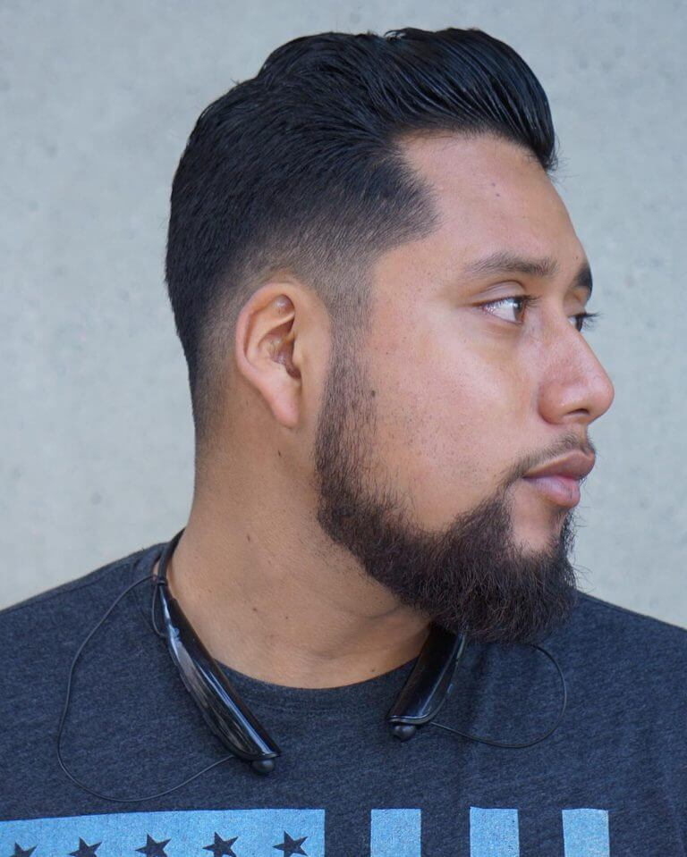 Beard Styles for Patchy Beard