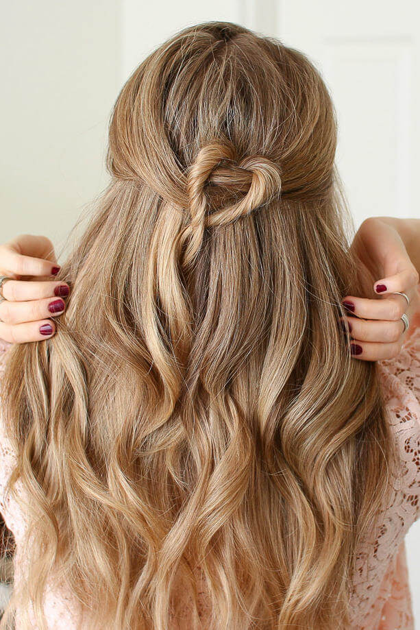prom hairstyles hair heart pretty styles twisted half curly southernliving hairstyle steal ll short updos homecoming bangs night spring braided