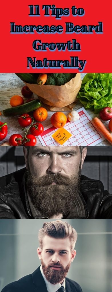 11 Tips to Increase Beard Growth Naturally