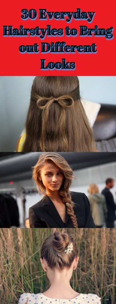 Unique Everyday Hairstyles
