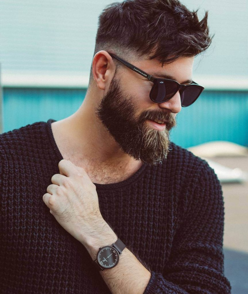 25 Full Beard Styles To Get A Classical Look Hairdo Hairstyle
