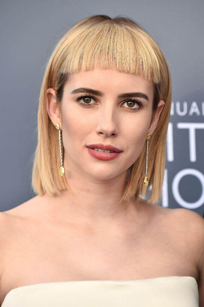 40 Best Hairstyles with Bangs to Plunge the Fashion Trend | Hairdo Hairstyle
