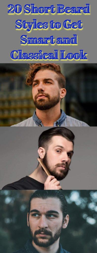 Best Short Beard Styles