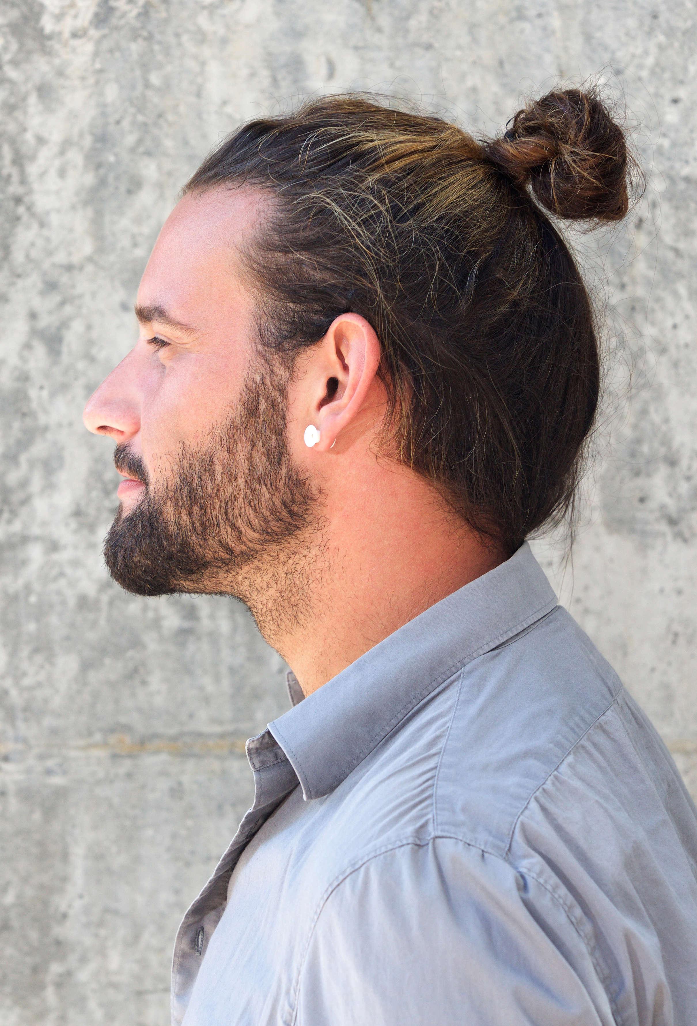 Hair Cutting Style Name - Bun
