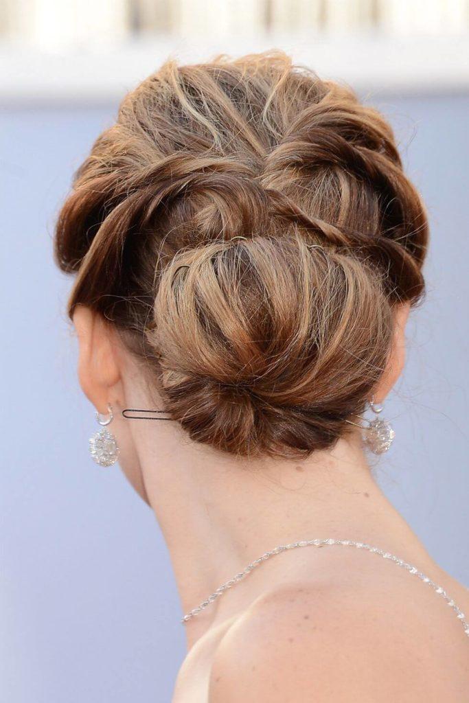 Chignon Hairstyle