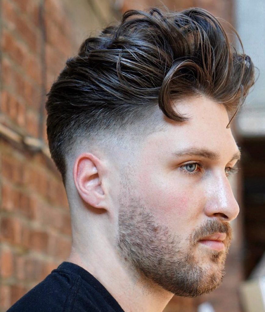 Hair Cutting Style Name - Hipster