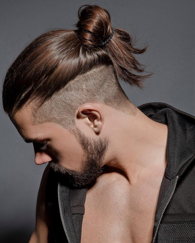 Hair Cutting Style Name - Ponytail
