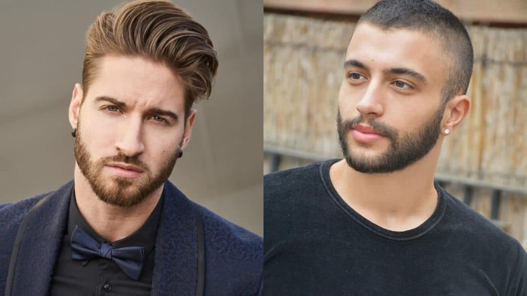 20 Short Beard Styles to Get Smart and Classical Look