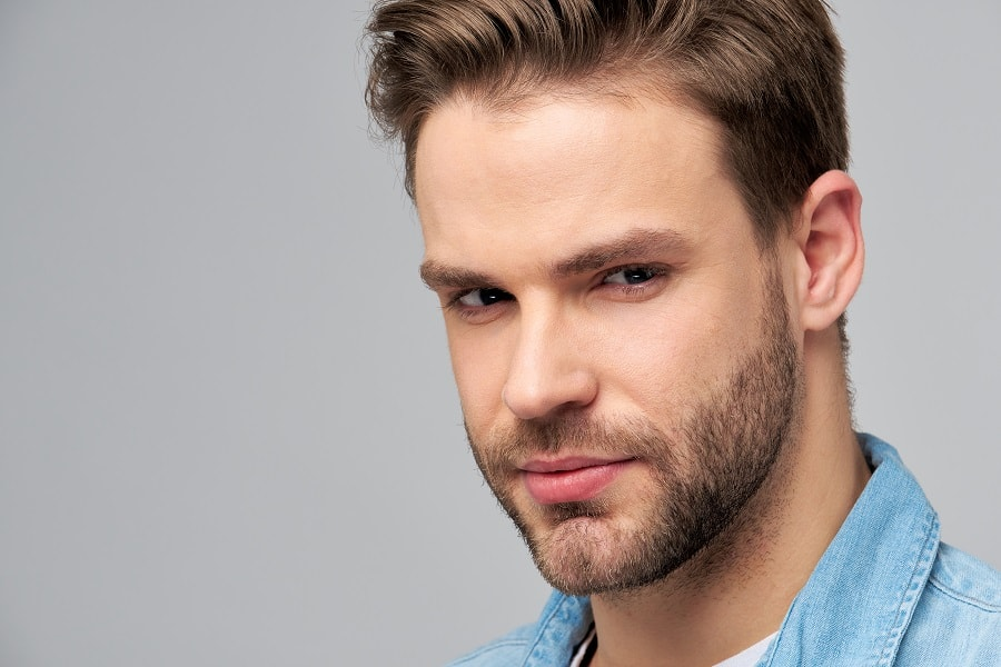 short beard styles for men