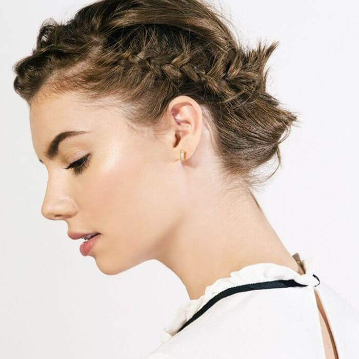 Braids with Short Hair- Learn How to Do