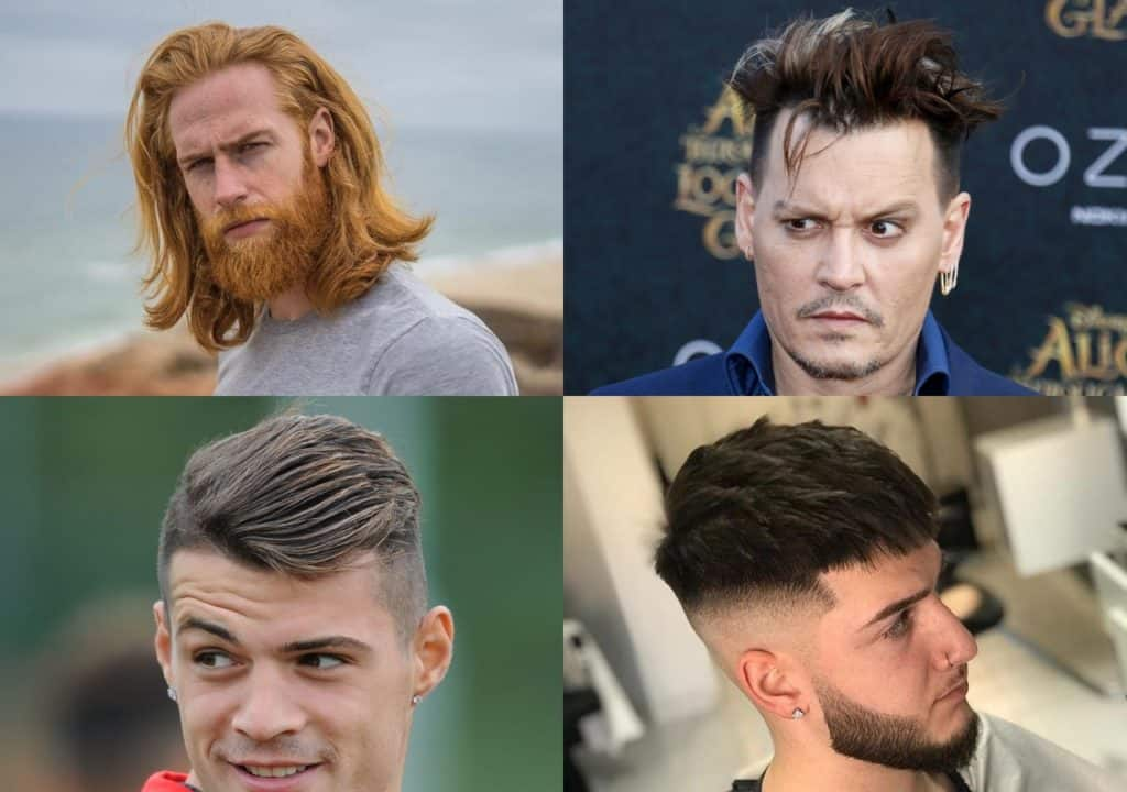 Voguish Hair Cutting Styles For Men With Haircut Names