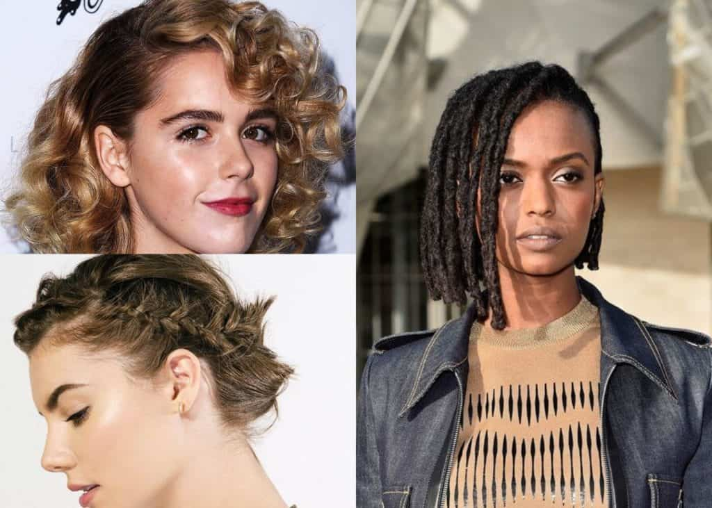 10 Types of Hairstyles You Can do With Short Hair