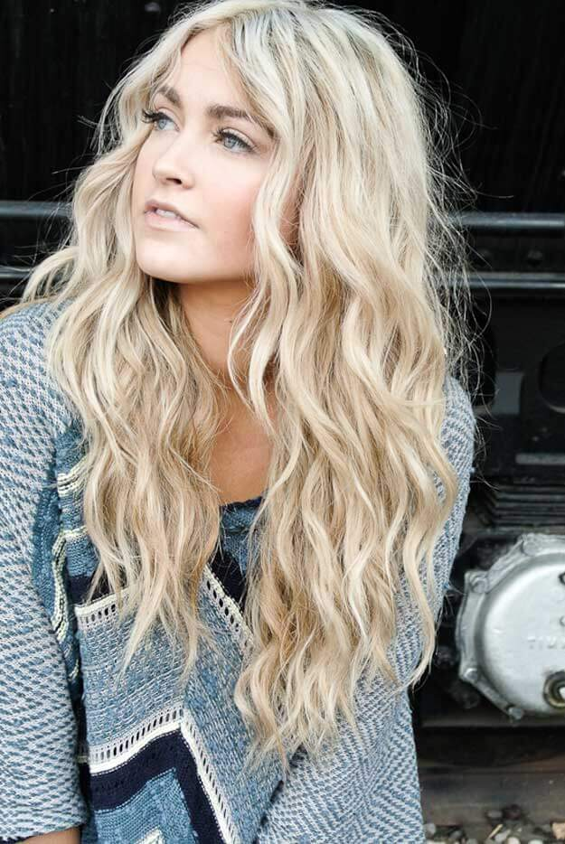 Wavy Hairstyles